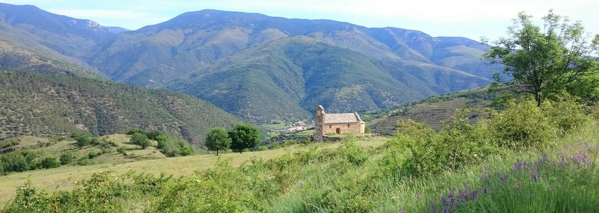 Village abandonné d'En