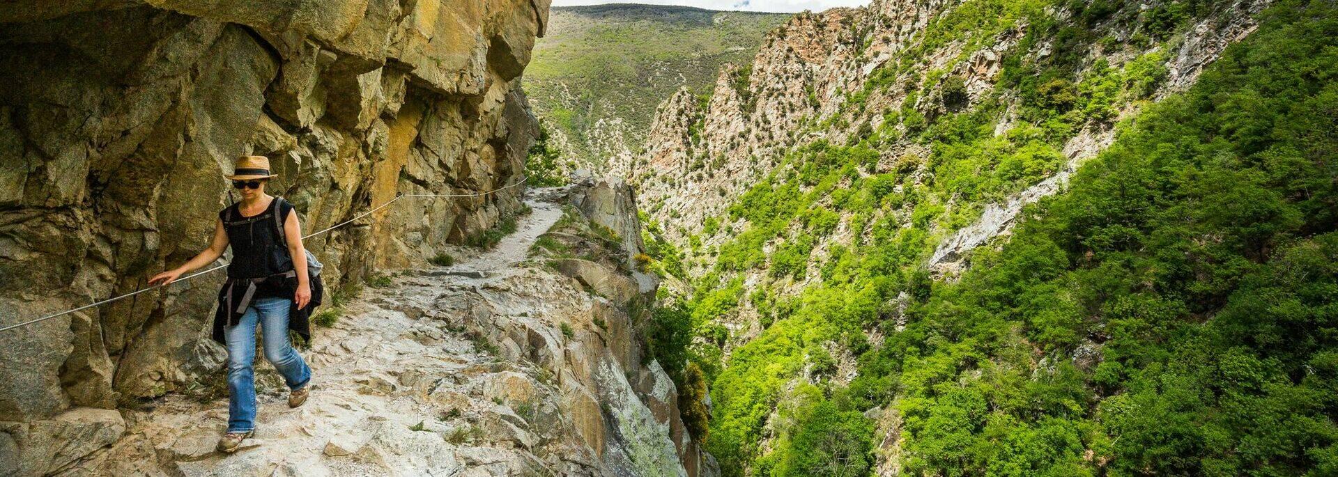 Les Gorges de Carançà ©JCMilhet