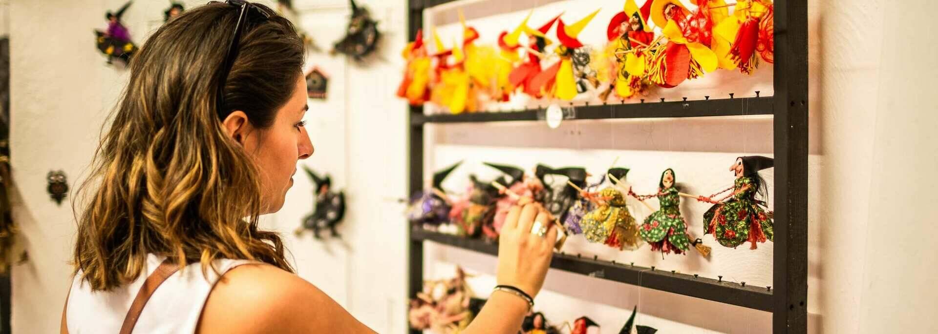 boutique des sorcières à Villefranche de Conflent