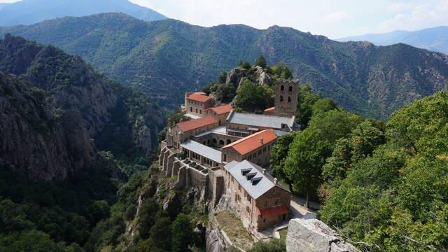 Abadia de Sant Martí del Canigó