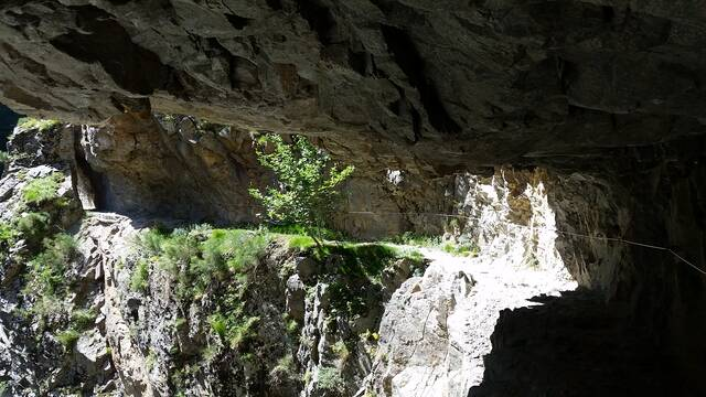 Les Gorges de Carançà