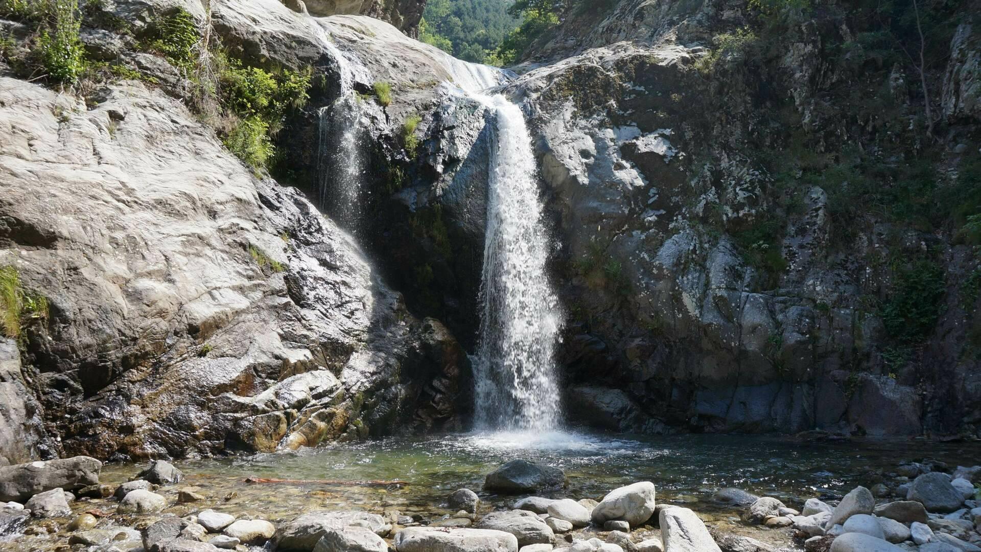 excursion cascades des anglais