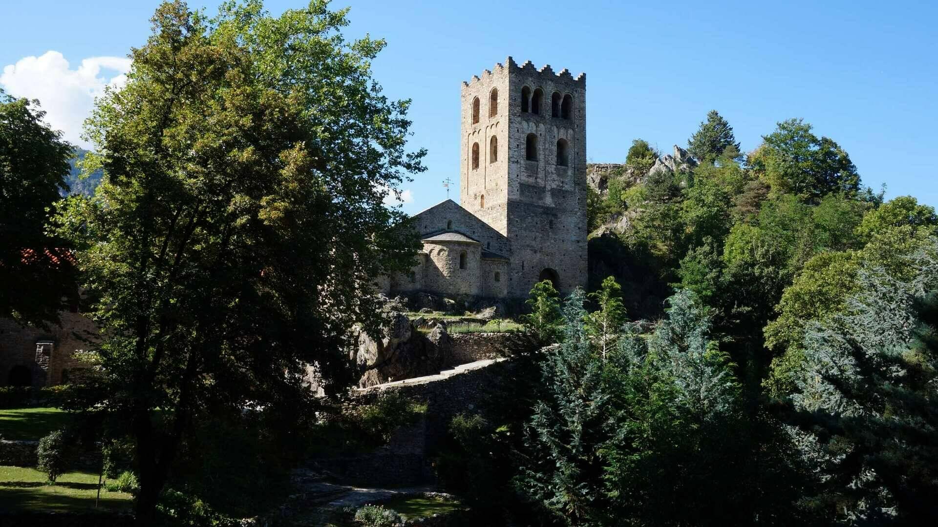 abadia sant marti del canigo