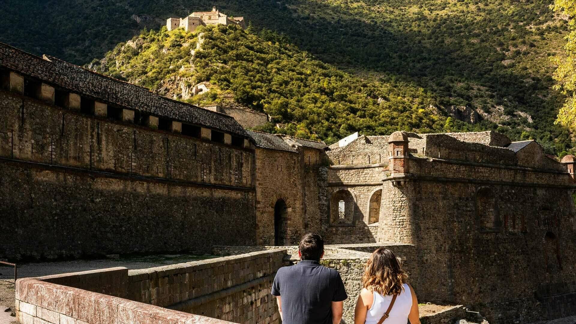 Vilafranca de Conflent ©JCMilhet