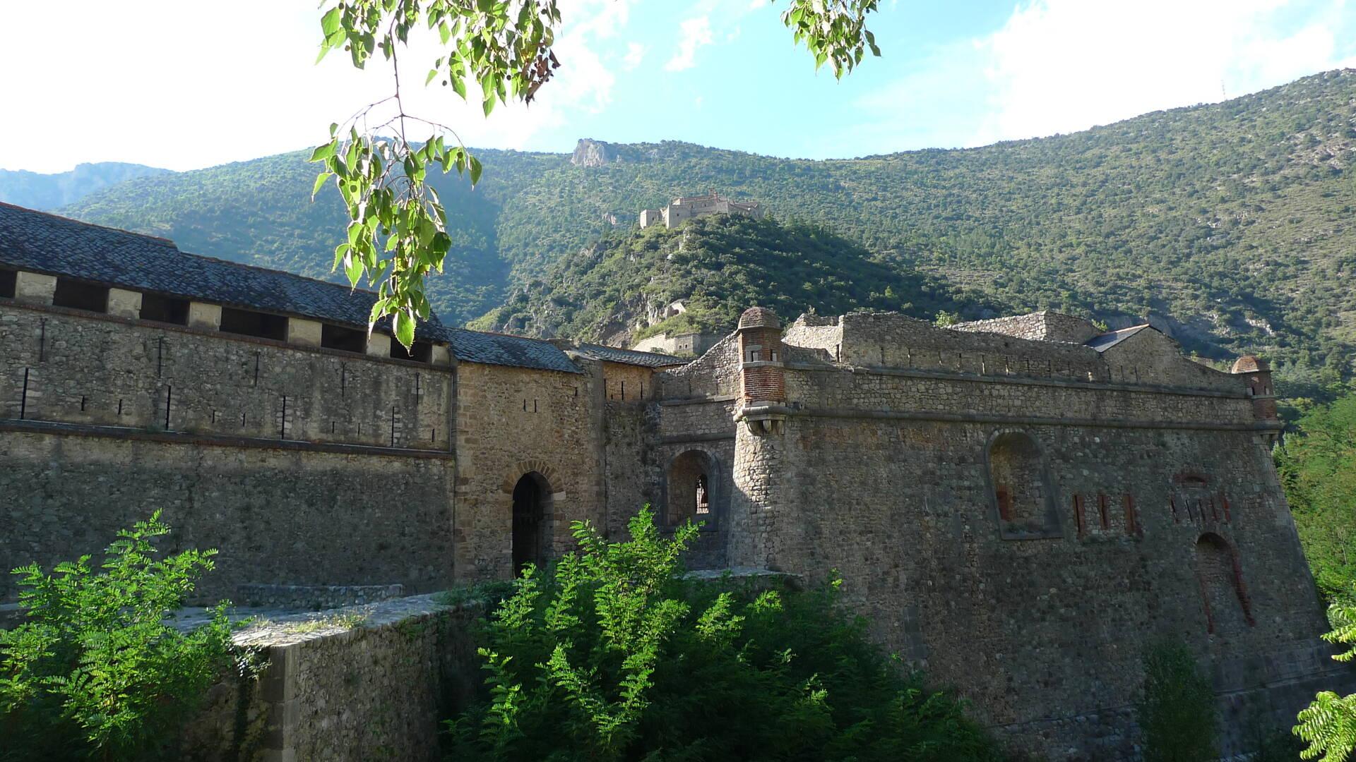 villefranca del conflent